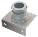 (fr)PP90 Right-angled stainless steel flange